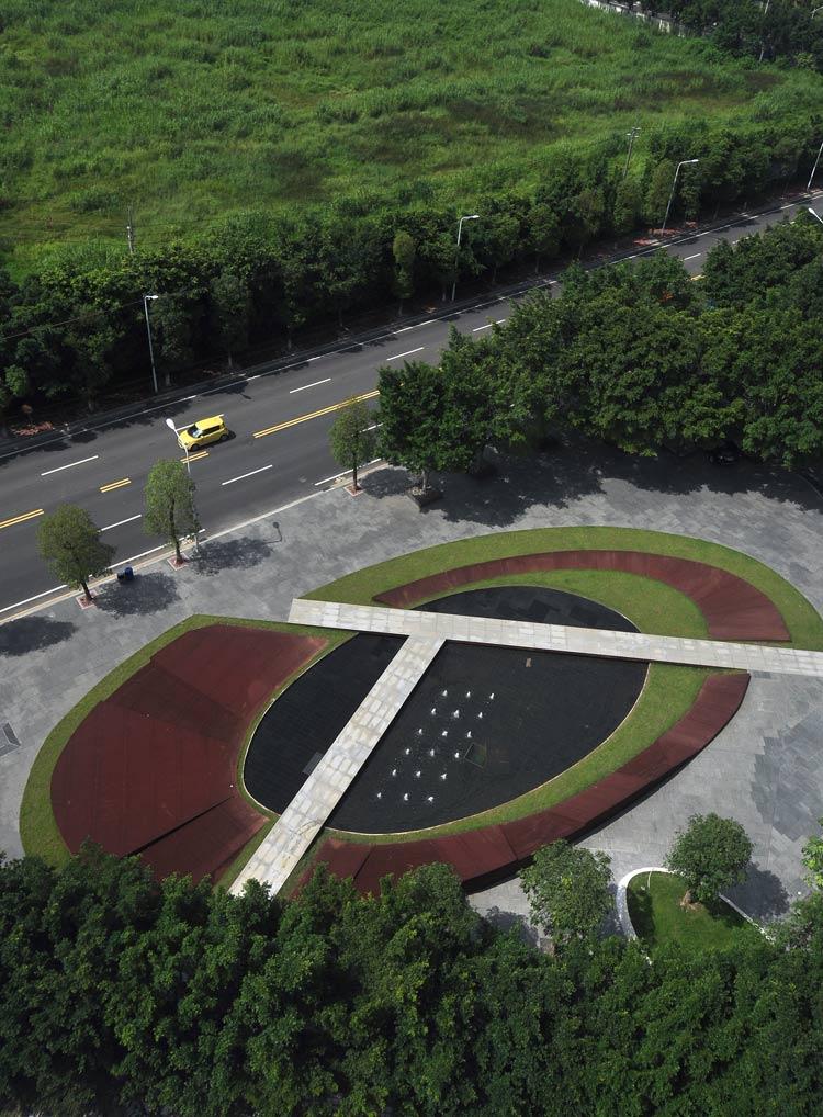景观设计:广州土人景观顾问有限公司  首席设计师:庞伟  项目负责人
